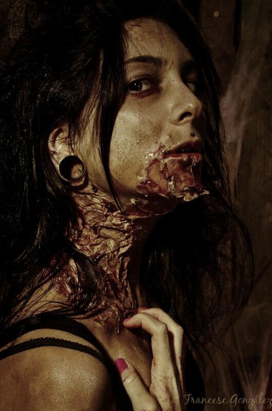 make-up artist & fx