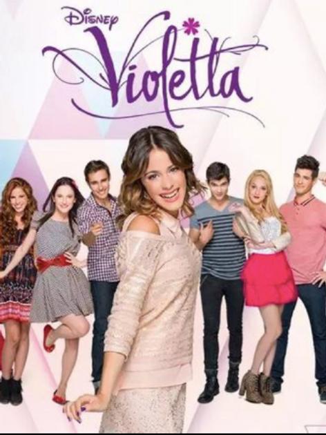 WIOLETTA DISNEY- SPAIN