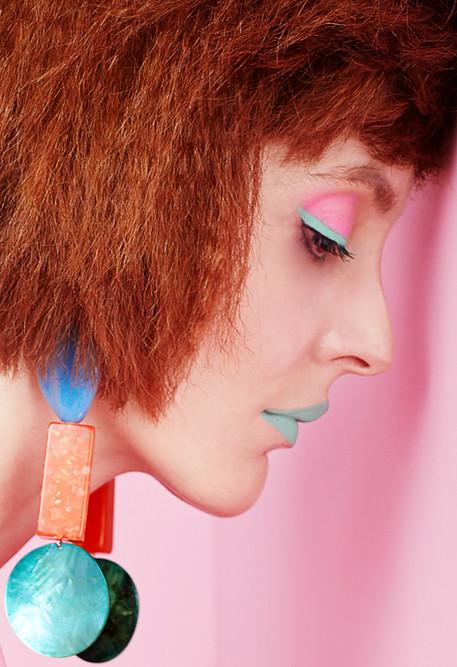 makeup artist & hairstylist barcelona