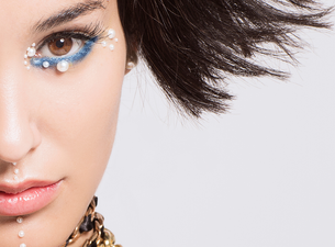 "Editorial ""I don't do fashion, I am fashion"" to Zurda Magazine"