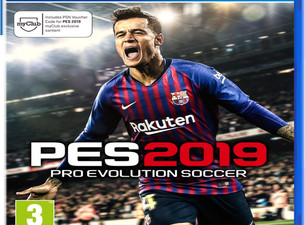 PES 2019 with Countinho