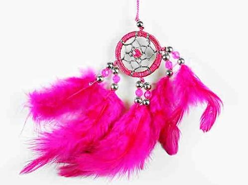 Dream Catcher Pink 3cm
