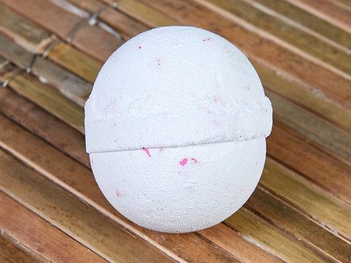 Coconut Shy & Coconut Shavings Skin Kind Shea Butter Large Bath Bomb