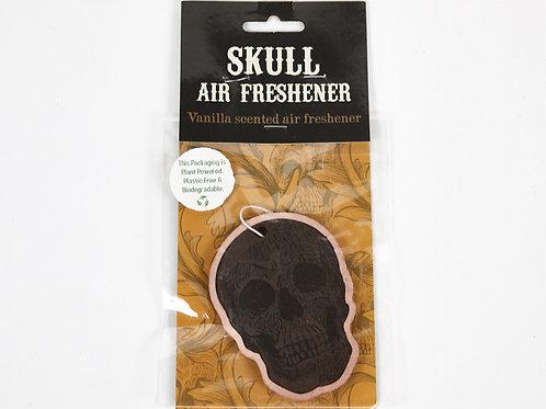Skull Air Freshener, Vanilla Scented