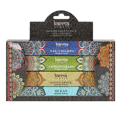 Karma Incense Gift Set