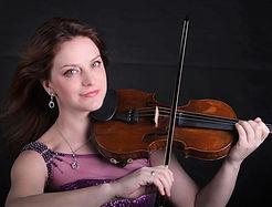 Russian Sound Music Acadmey Daria Kovtunova violin