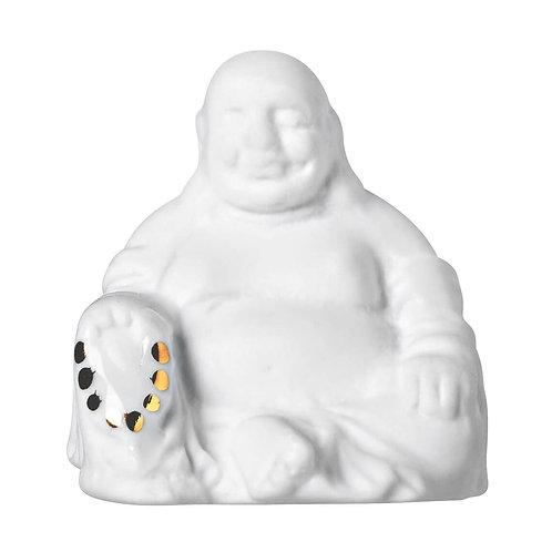 Porte bonheur Buddha