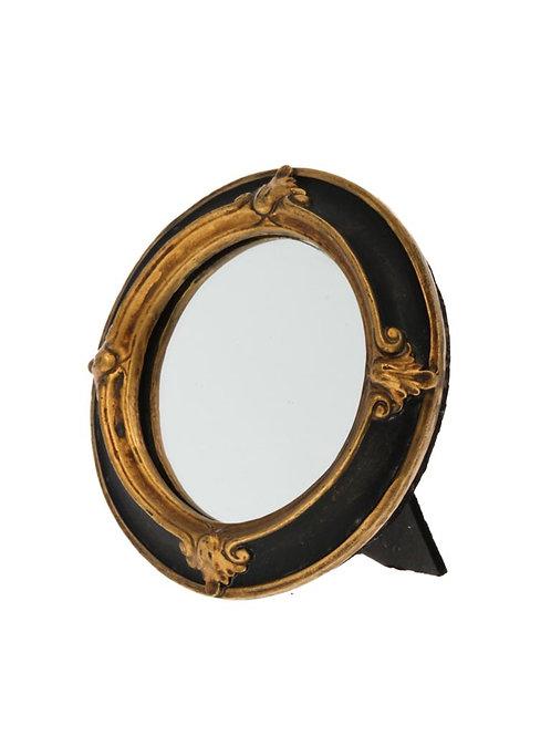 Petit miroir rond