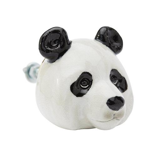 Bouton de meuble panda