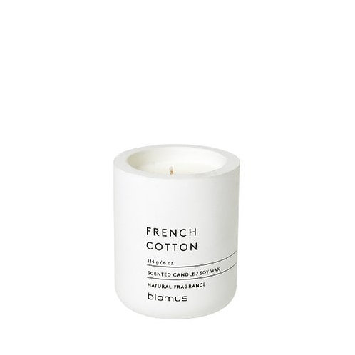 Bougie french cotton