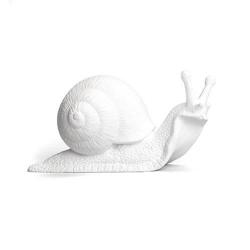 Patère escargot
