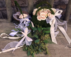 Flower Girl & Ring Bearer Accoutrements