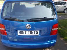 Volkswagen Touran Window Tint