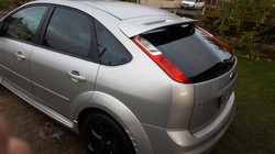 Ford Focus ST - 5% Limo Black Tint