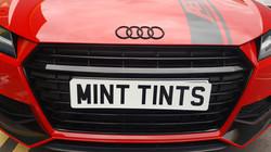 Audi TT Grill & Badge Wrap