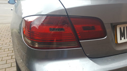 BMW 330d - Light Tail Light Tint