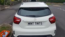 Mercedes A45 Rear Tint