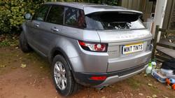 Range Rover Evoque - 20% Dark Smoke