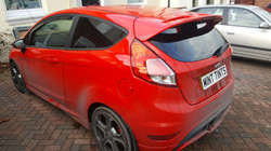 Ford Fiesta ST2 - 5% Limo Black Tint