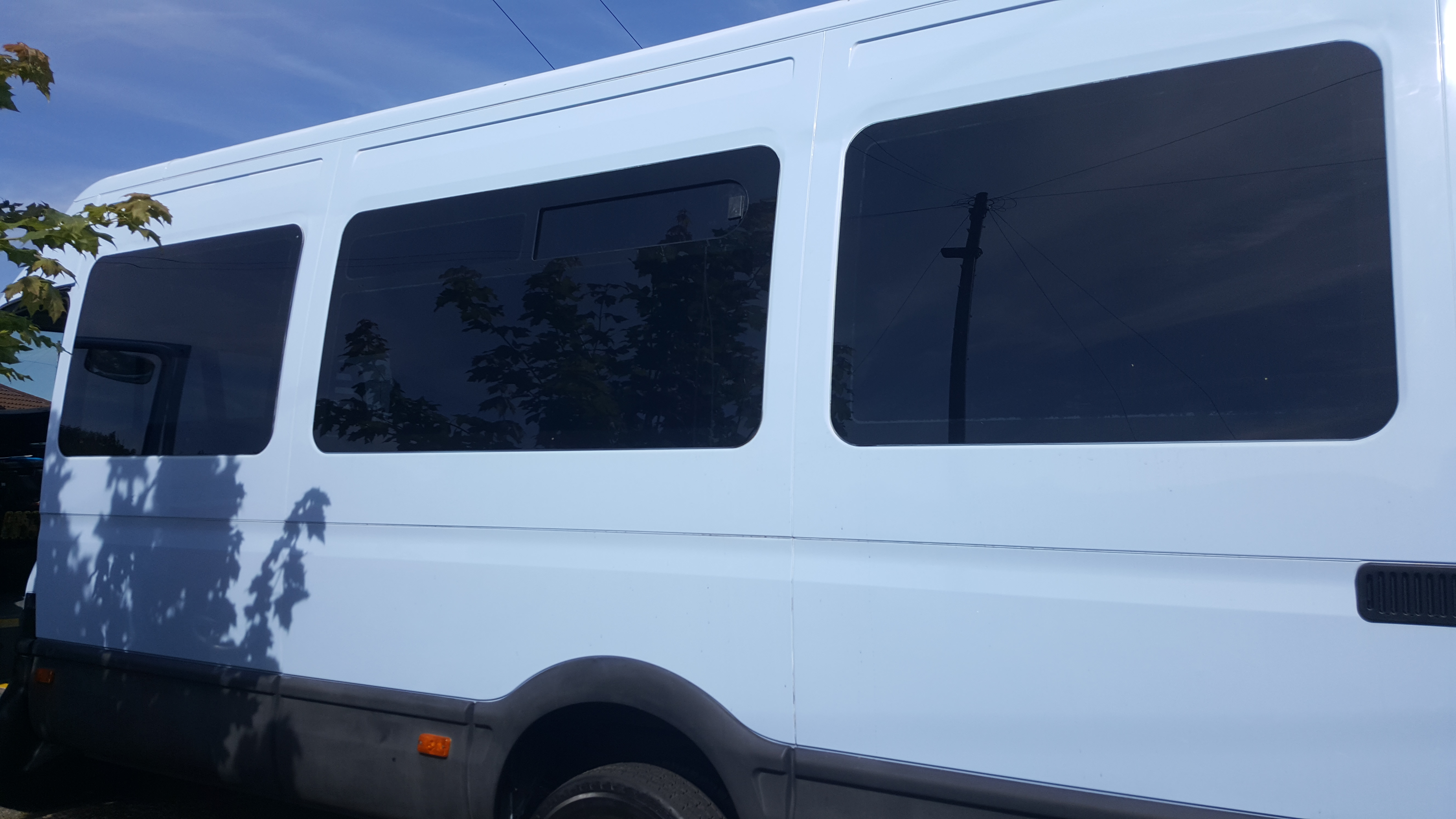 Iveco Daily Minibus - 5% Limo Black