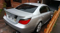 BMW 5 Series - 5% Limo Black