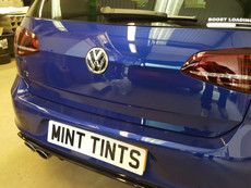 Volkswagen Golf R Tint & Wrap