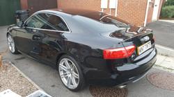 Audi A5 - 20% Dark Smoke
