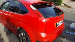 Ford Focus ST - 20% Dark Smoke Tint