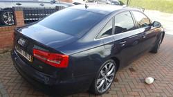 Audi A6 - 20% Dark Smoke