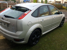 Ford Focus ST 5% Limo Tint