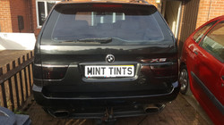 BMW X5 Rear Light Tint