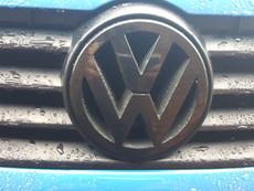 Volkswagen Badge Wrap