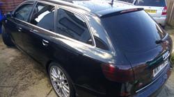 Audi A6 Estate - 5% Limo Black