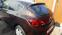 Vauxhall Astra - 20% Dark Smoke