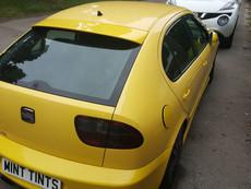 Seat Leon Cupra R - Window Tint & Rear Light Tint