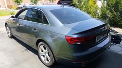 Audi A4 35% Medium Smoke Tint