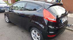 Ford Fiesta Window Tint