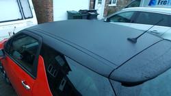 Citroen DS3 - Roof & Spoiler Wrap