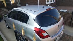 Vauxhall Corsa - 5% Limo Black