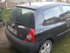 Renault Clio Window Tint