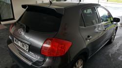 Toyota Auris - 20% Dark Smoke