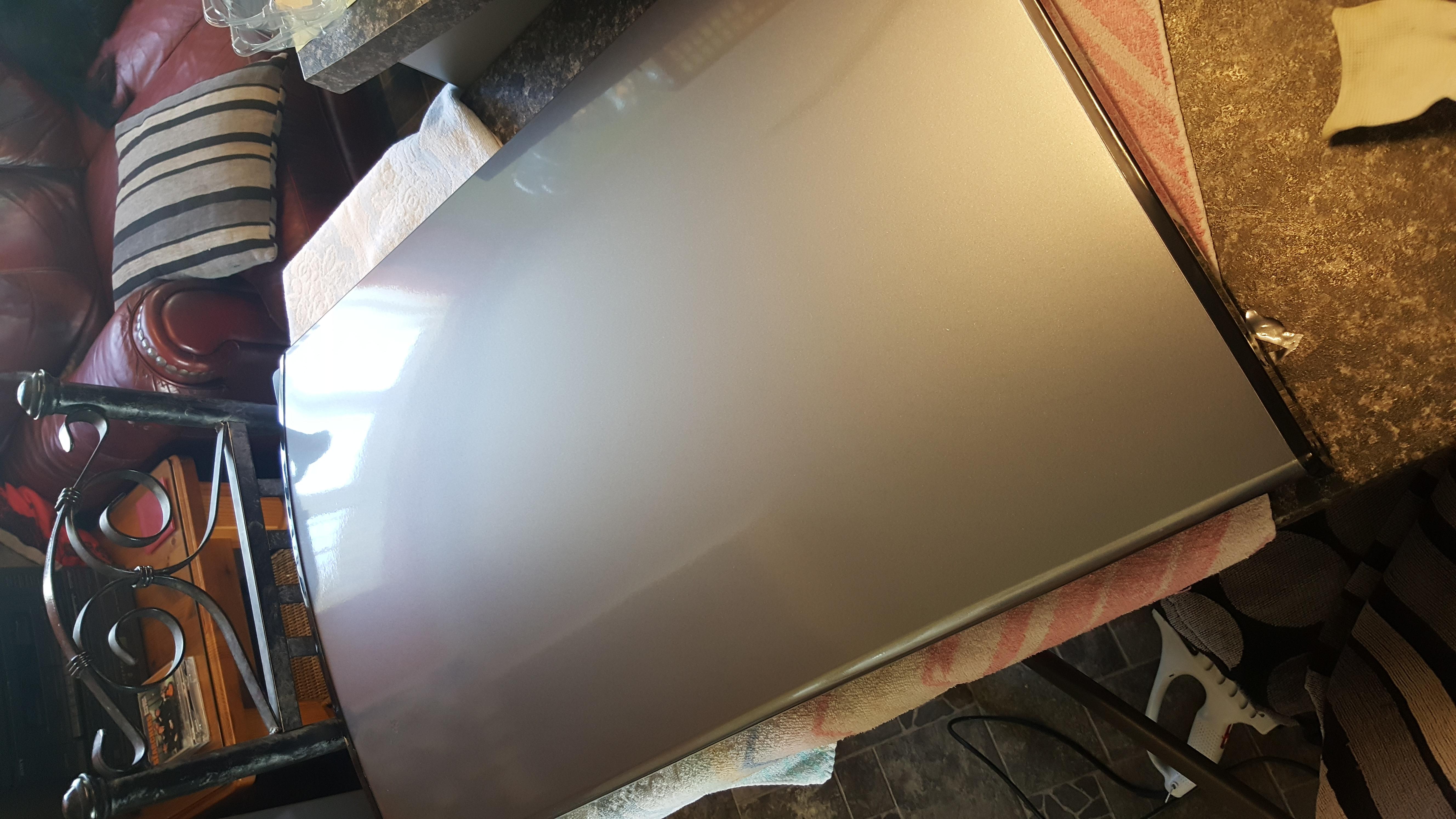 Fridge Door Vinyl Wrap