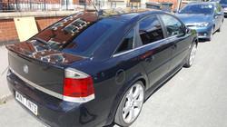 Vauxhall Vectra C - 5% Limo Black