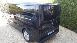 Renault Trafic - 5% Limo Black Tint