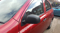 Nissan Micra Vinyl Stripes and Mirrors