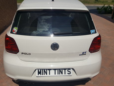 Volkswagen Polo Rear Tint