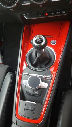 Audi TT Ultra Centre Console Wrap