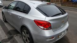 Chevrolet Cruze - 20% Dark Smoke