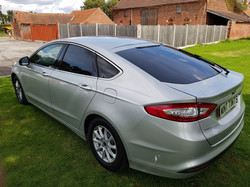 Ford Mondeo - 5% Limo Black