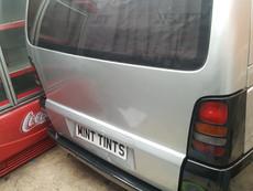Mercedes Vito MK1 Wrap